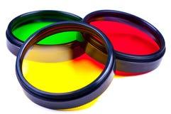 Photo filters set Royalty Free Stock Photo