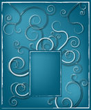 Photoframe royalty free illustration