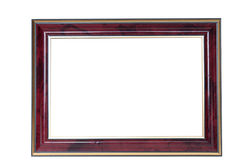Photoframe Obraz Stock