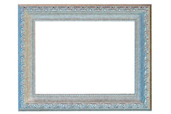 Photoframe. On a white background Stock Images