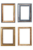 Photoframe. On a white background Royalty Free Stock Images