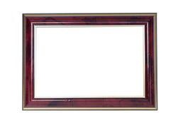 Photoframe. On a white background Stock Image
