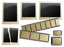 Photoframes Royalty Free Stock Photography