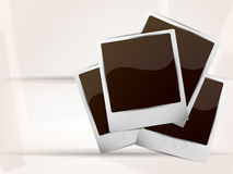 Photoframes Royalty Free Stock Photos