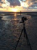 Photograhing un autre endroit Image libre de droits
