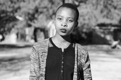 Photograph, Black, Person, Black And White Stock Image