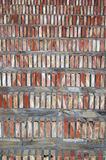 Photograph of construction material Royalty Free Stock Image
