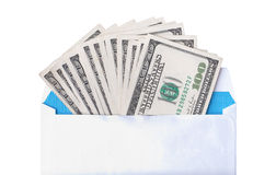 This is a photograph of Dollars banknotes Stock Images