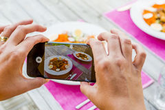 Photograph food Royalty Free Stock Photography
