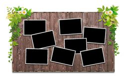Photograph frame Royalty Free Stock Photo