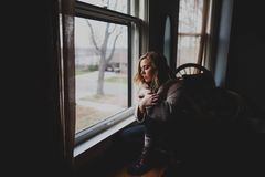 Photograph, Girl, Photography, Snapshot Stock Image