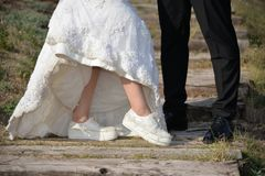 Photograph, Gown, Bride, Wedding Dress Royalty Free Stock Photography