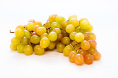 Photograph of grapes Royalty Free Stock Photos