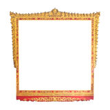 Frame of Thai ancient art Royalty Free Stock Images