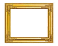 Classical style picture frame Royalty Free Stock Photos
