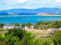 Clew Bay, County Mayo, Ireland royalty free stock photos