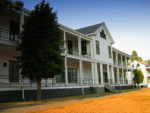 Old Military Barracks Building Royalty Free Stock Image