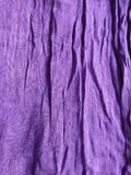 Purple fabric texture photograph royalty free stock photo