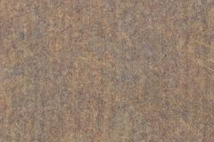 Photograph of Recycle Coarse Grain Striped Brown Kraft Paper Mottled Grunge Texture.  royalty free stock photos