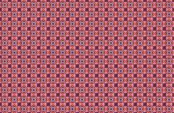 Collection of red and purple patterns tiles stock images