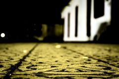 Depth House - Nemocon Royalty Free Stock Photography
