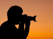 Photographe Photographie stock libre de droits