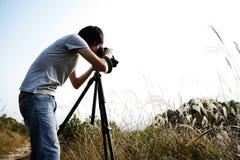 Photographe image stock