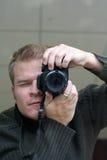 Photographe Photographie stock
