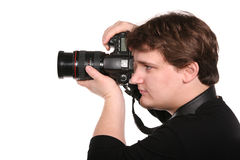 Photographe photographie stock