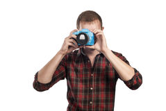 photographe Images libres de droits