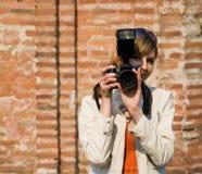 Photographe de Digitals Photo libre de droits