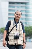 Photographe de presse photos libres de droits