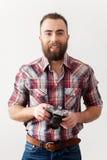 Photographe de style ancien. Photo libre de droits