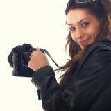 Photographe doux photographie stock