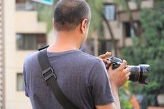Photographe professionnel Photos stock