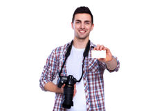 Photographe professionnel Image stock