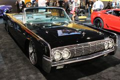 Las Vegas, NV / USA - 11/3/2015 - Sema Show 2015. Photographed during Sema Show 2015, Las Vegas-NV world`s biggest car show Stock Images