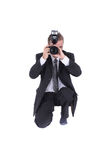 Photographer Royalty Free Stock Photos