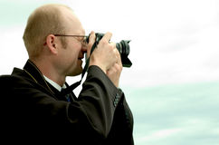 Photographer Stock Image