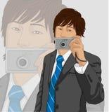 The photographer Stock Image
