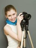 Photographer Royalty Free Stock Photo