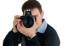 Free Photographer Stock Photo - 13910900