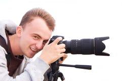 Photographer. Royalty Free Stock Image