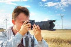 Photographer. Stock Photography