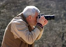 Photographer. Stock Images