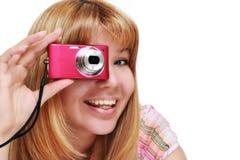 Photographer. Royalty Free Stock Photos