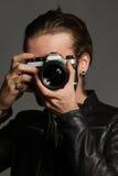photographer Στοκ Φωτογραφία