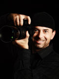 Photographer Royalty Free Stock Photography
