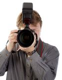 Photographer Royalty Free Stock Photo