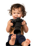 Photographer. Royalty Free Stock Photos